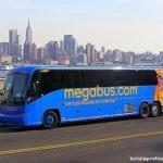 Megabus – viagem barata pela Inglaterra e EUA