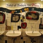 Viena: alguns dos melhores banheiros públicos do mundo