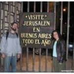 """Visitando a """"Tierra Santa"""" em Buenos Aires"""