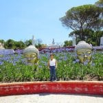 Uma visita ao Buddha Garden