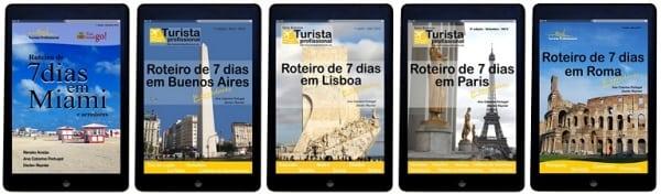 Turista Profissional - Guias