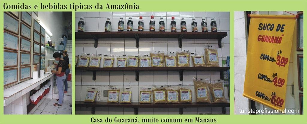 Manaus - Guaraná
