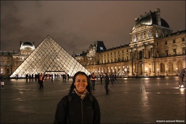 Museu do Louvre - Bianca