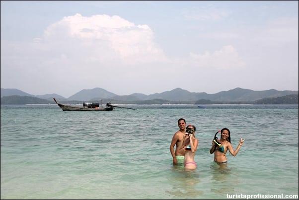 como chegar Phi Phi