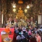 Os principais templos de Bangkok