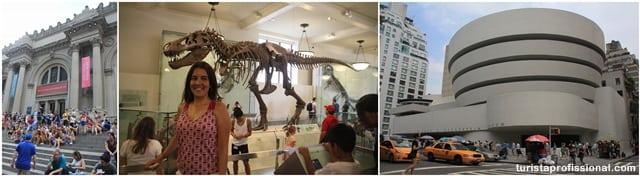 museus nova york