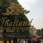 Visitando o Grand Palace de Bangkok
