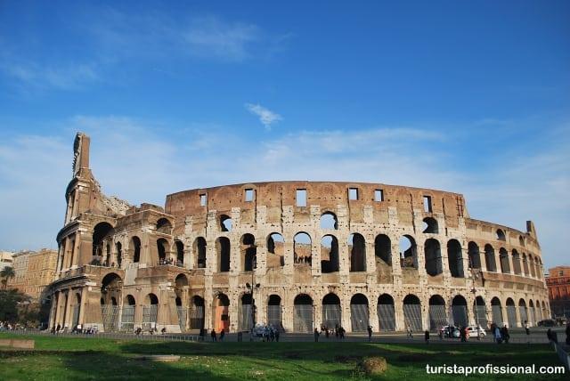 Como chegar nas principais atrações turísticas de Roma