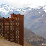 Onde se hospedar no Valle Nevado?