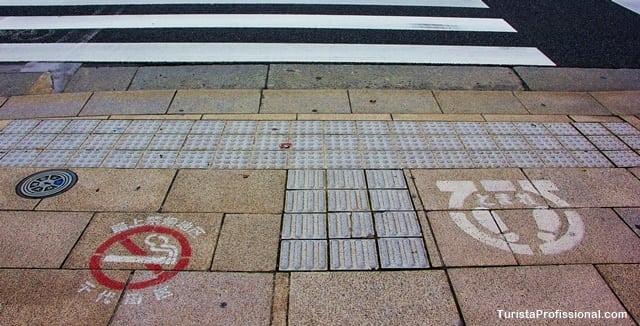 Calçadas japonesas
