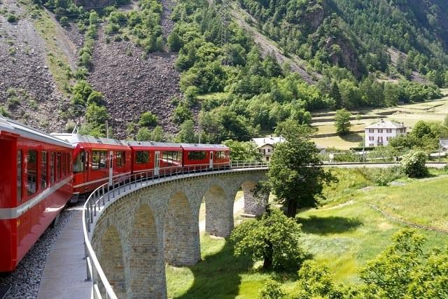 Viagem de trem pela Europa - principais sites para comprar online