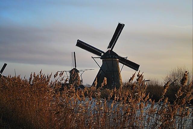 moinhos da Holanda