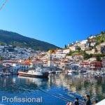 Fotolog – Passeio pela ilha de Hydra, Grécia