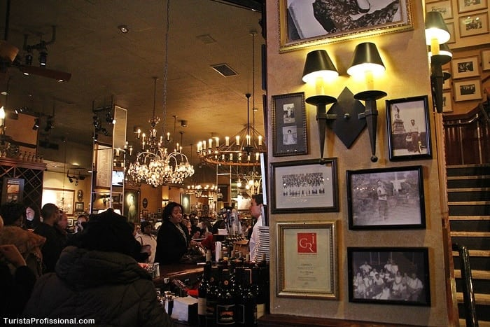 dica de restaurante em Nova York