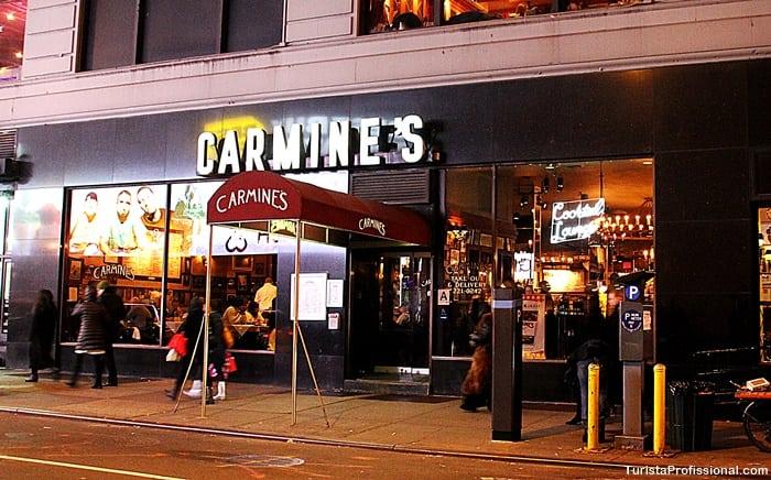 Restaurante Carmine