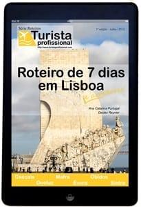 Roteiro Lisboa no Tablet