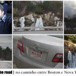 Viagem de ônibus entre Boston e Nova York