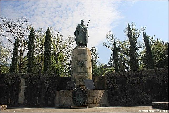 primeiro rei de Portugal