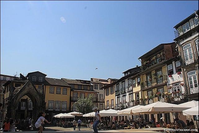 como chegar em Guimarães