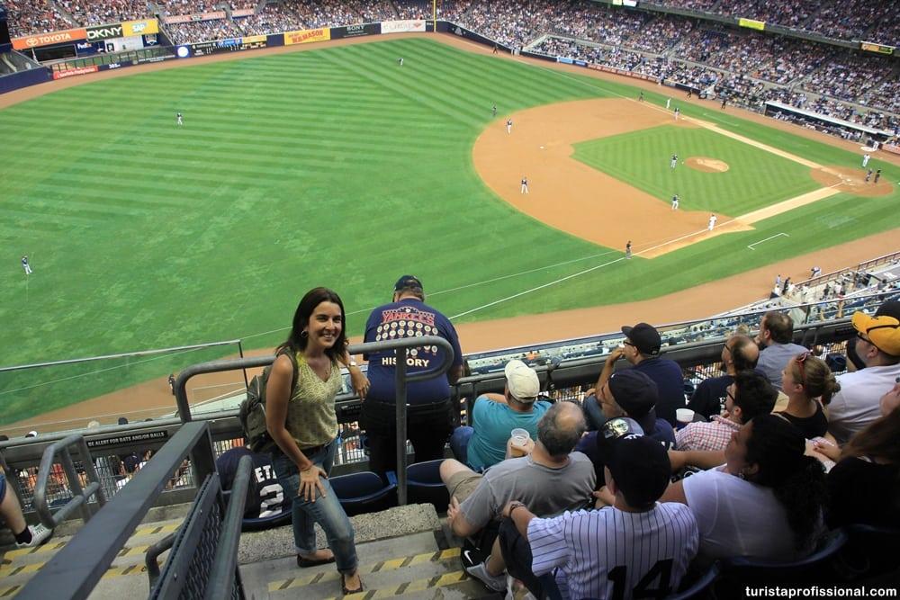Yankee Stadium em Nova York