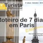 Roteiro de 7 dias em Paris e arredores – 2ª edição