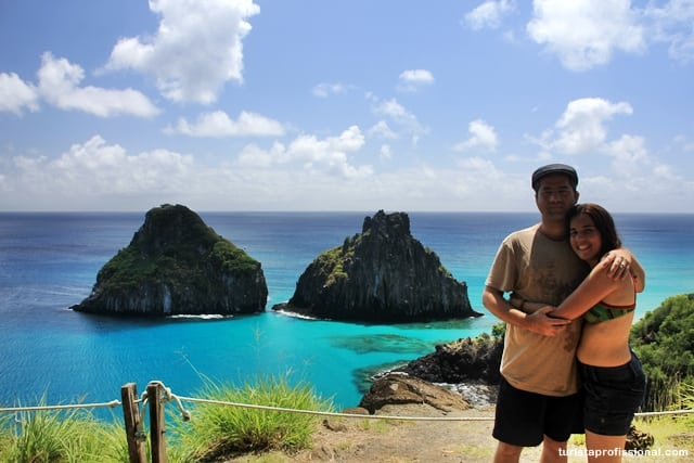 ilhas lindas: fernando de Noronha