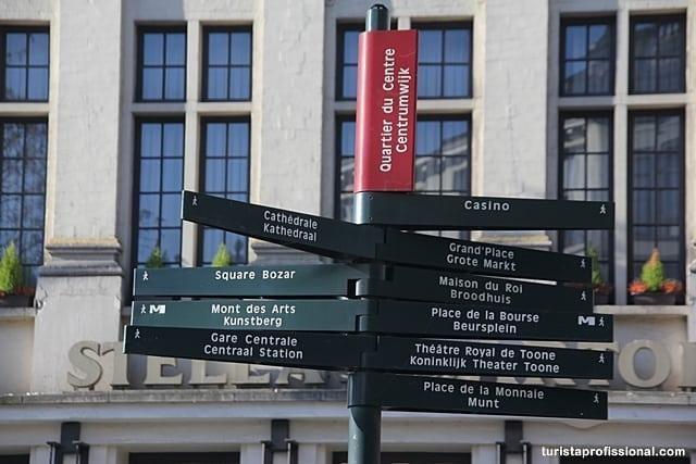 o que visitar em bruxelas
