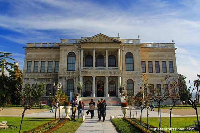 roteiro em Istambul