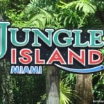 Jungle Island – atração para crianças em Miami