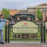 Heritage Park, lição de história ao vivo em Calgary, Canadá
