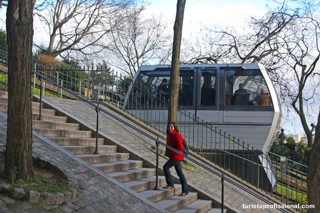 roteiro Montmartre