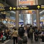 Como ir do aeroporto até o centro de Copenhague