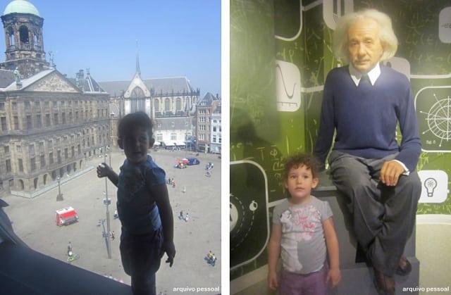 Amsterdam para criança