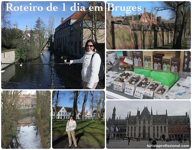 roteiro de 1 dia em Bruges