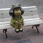Seguindo os passos da Mafalda em Buenos Aires