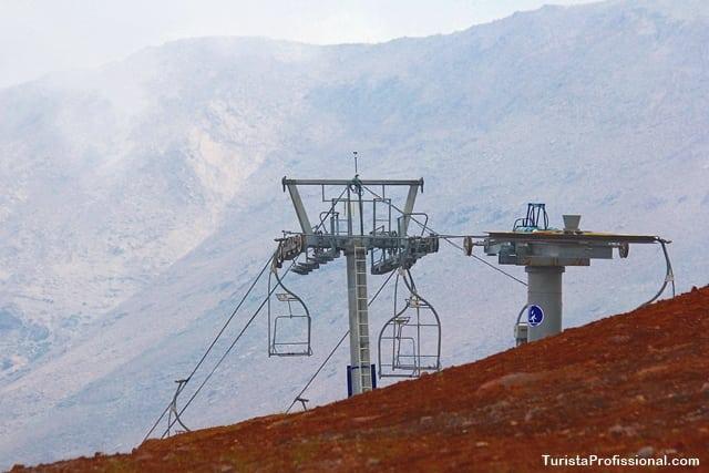 atrações Valle Nevado