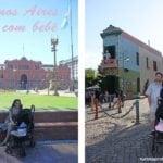 Buenos Aires com bebê