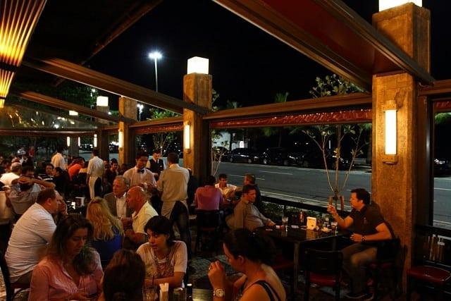 12 bares e restaurantes no rio de janeiro com vistas deslumbrantes - Restaurante astor ...