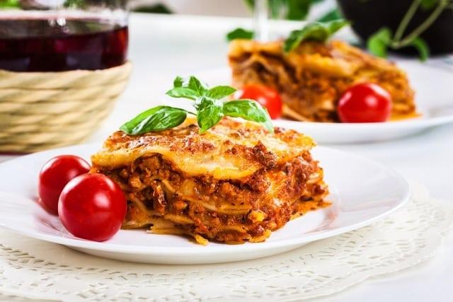 lasanha italiana