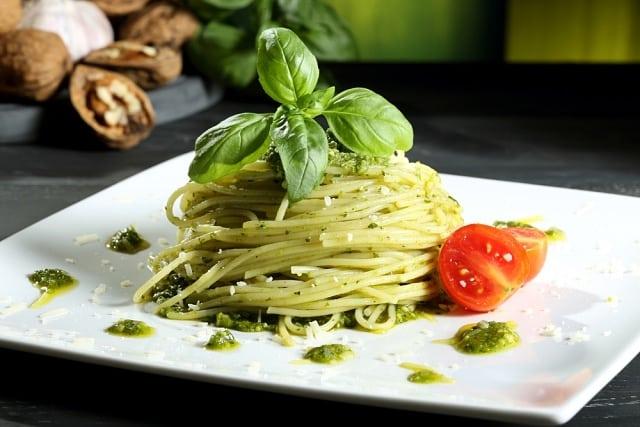 molho pesto gastronomia italiana