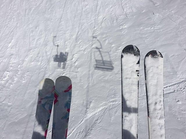 Vai ter neve no Valle Nevado