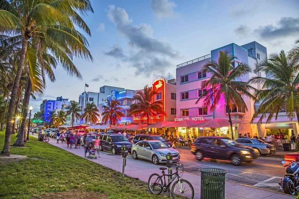 o que visitar em Miami