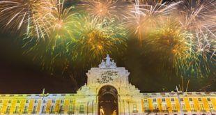 ano novo em Lisboa