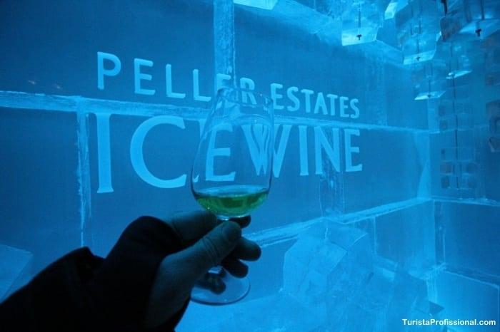 O que fazer em Niagara Falls: beber icewine