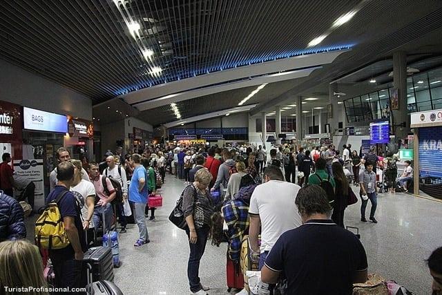 Aeroporto na Tailândia