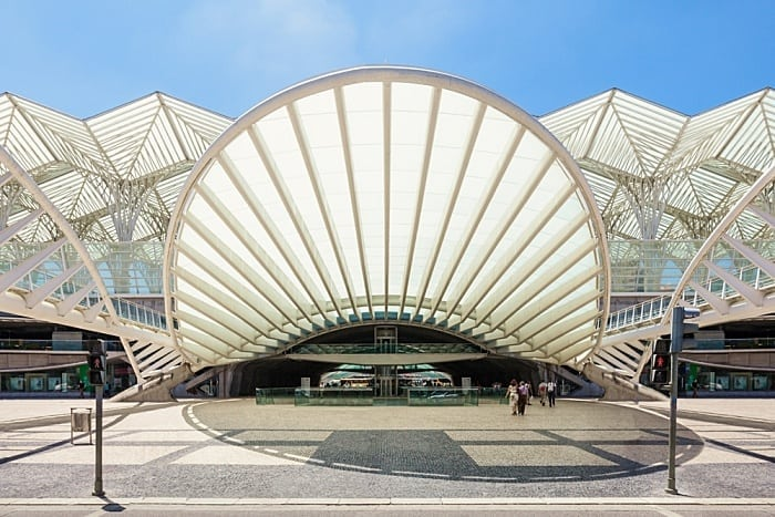 estações de trem em Lisboa