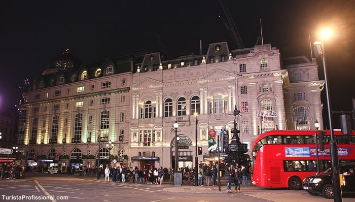 picadilly circus londres