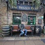 The Brazen Head, o pub mais antigo da Irlanda