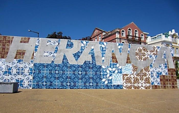 grafite em portugal
