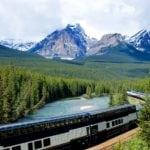 Viagem de trem no Canadá: dicas e rotas imperdíveis